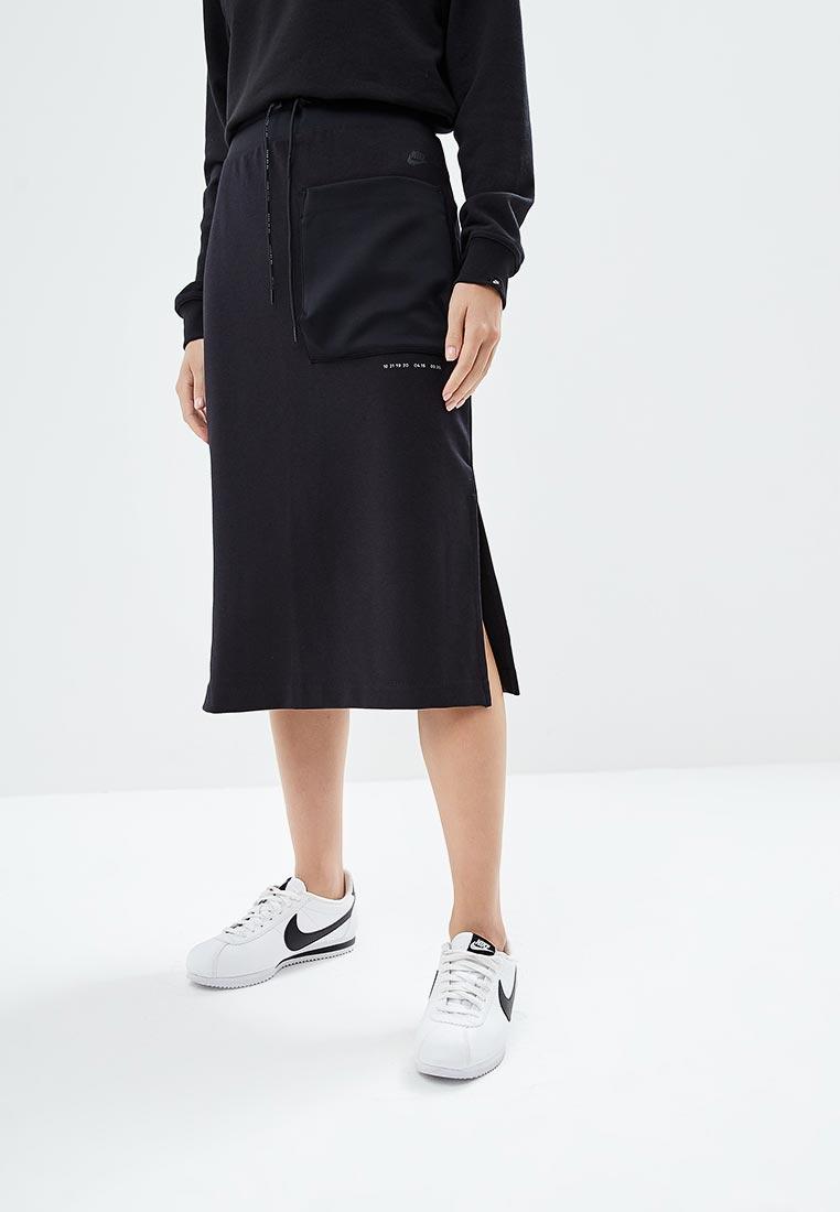 Прямая юбка Nike (Найк) 939483-010