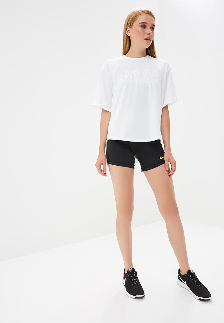 Женские спортивные шорты Nike (Найк) AH8768-011: изображение 2