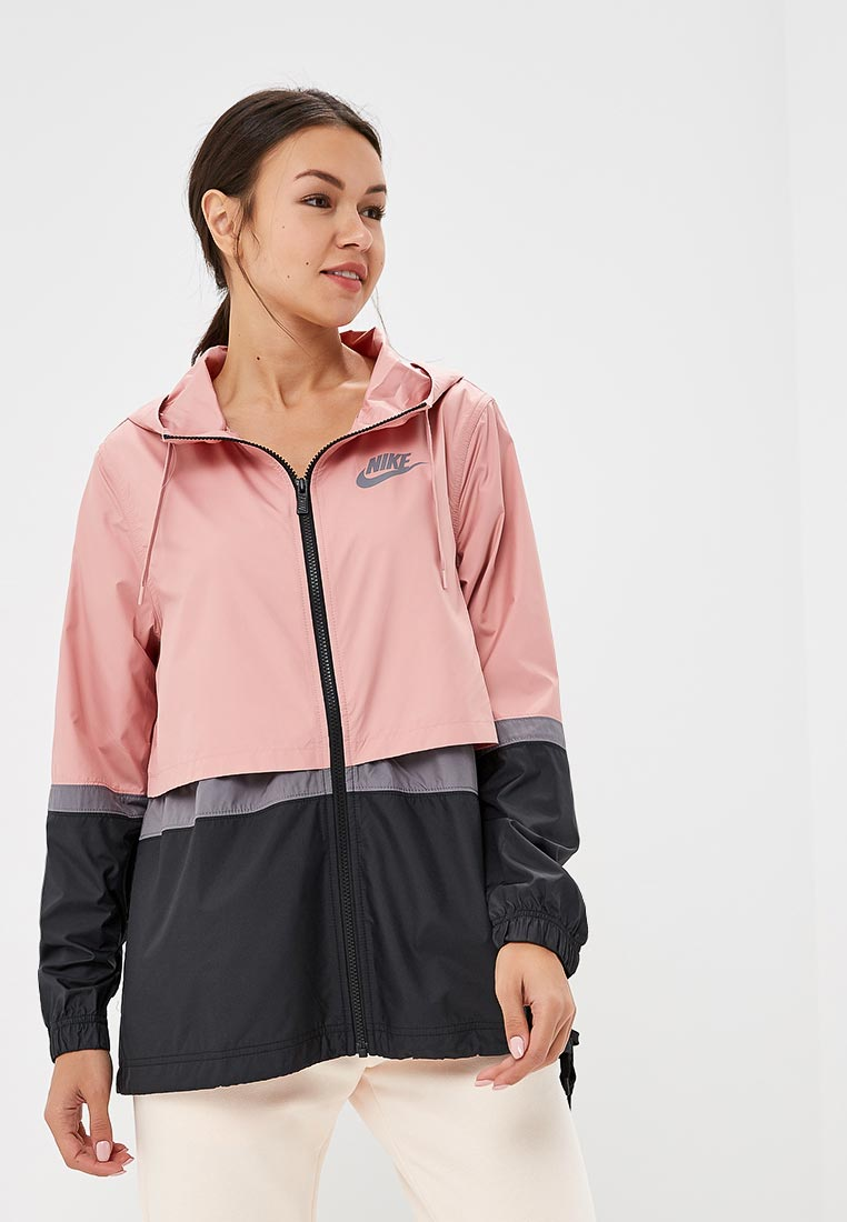 5a1e74a4 Ветровка женская Nike (Найк) AJ2982-685 купить за 3990 руб.