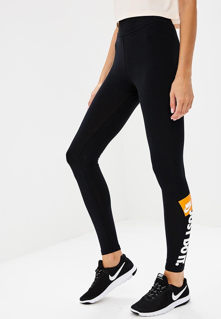 Женские леггинсы Nike (Найк) AQ0245-010