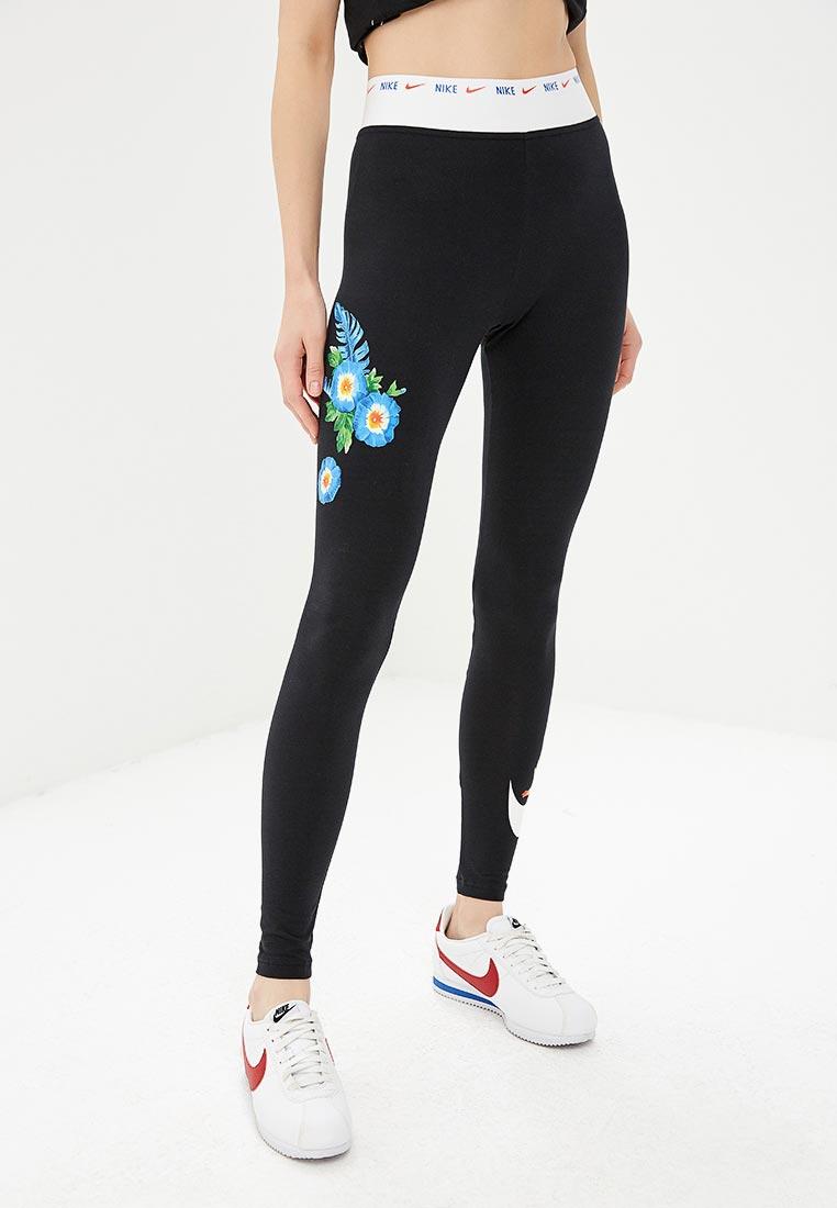 Женские леггинсы Nike (Найк) AQ9728-010