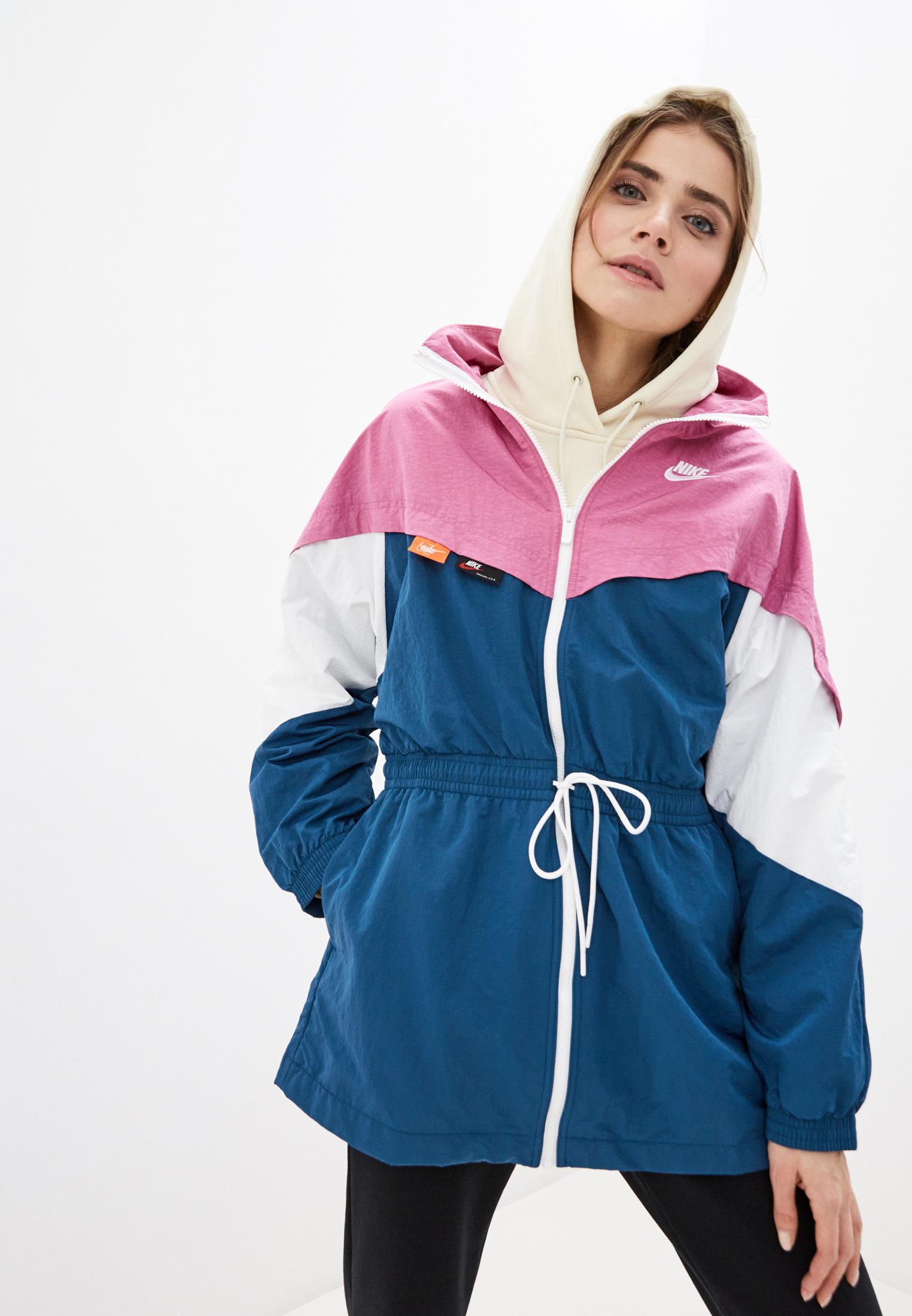 Женская верхняя одежда Nike (Найк) CJ2046