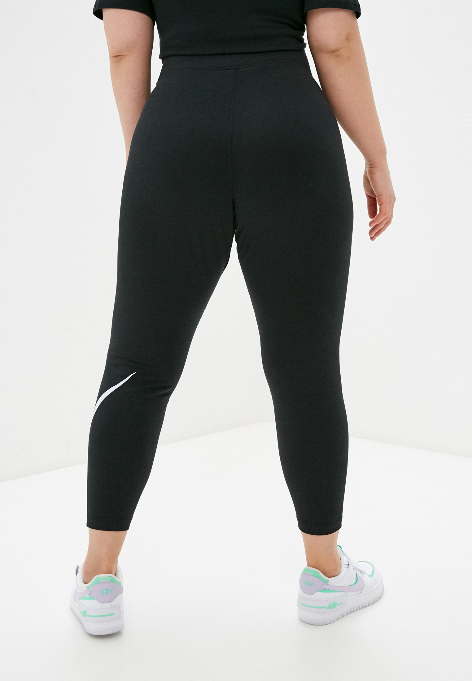 Женские леггинсы Nike (Найк) DC6934: изображение 3