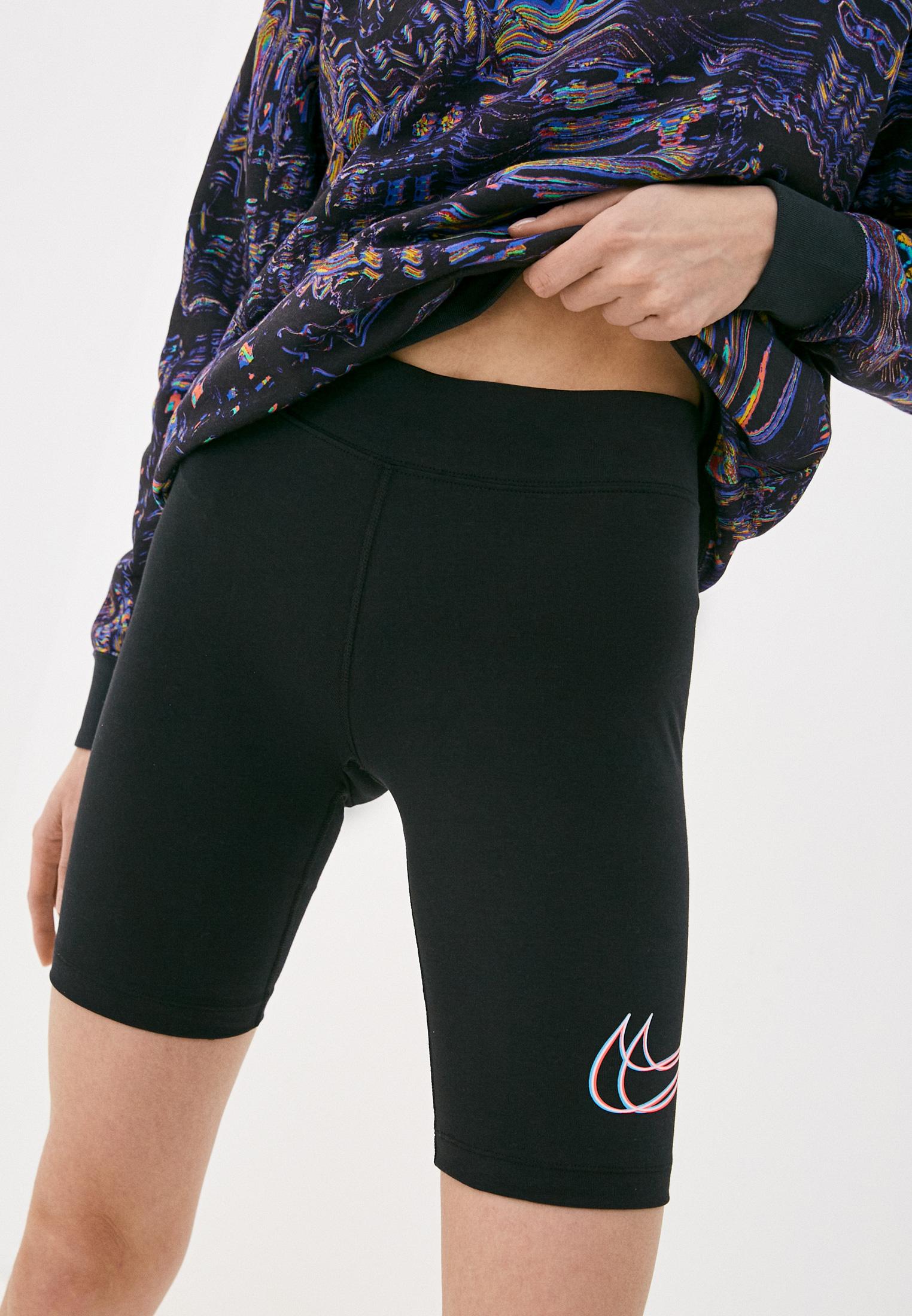Женские шорты Nike (Найк) DJ4132