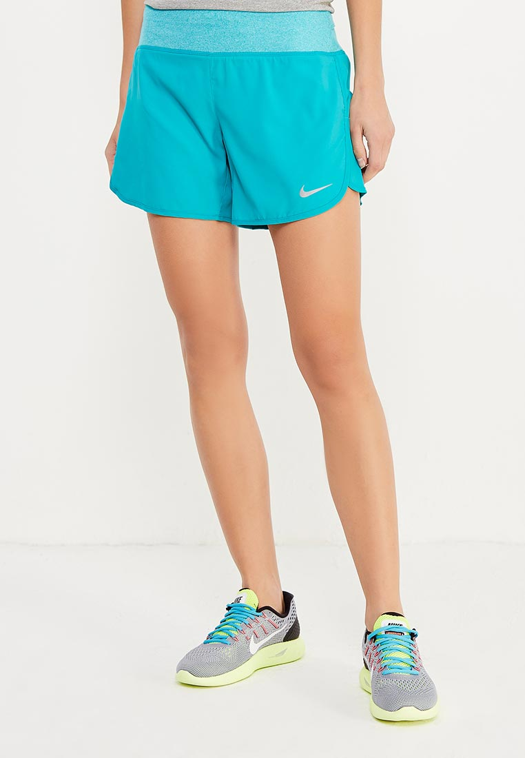 Женские спортивные шорты Nike (Найк) 874767-311: изображение 1