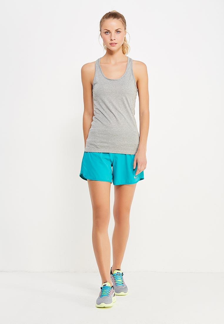Женские спортивные шорты Nike (Найк) 874767-311: изображение 2