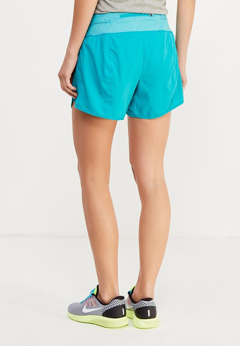 Женские спортивные шорты Nike (Найк) 874767-311: изображение 3
