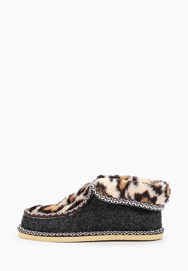 Женская домашняя обувь Nobbaro 01-058-G