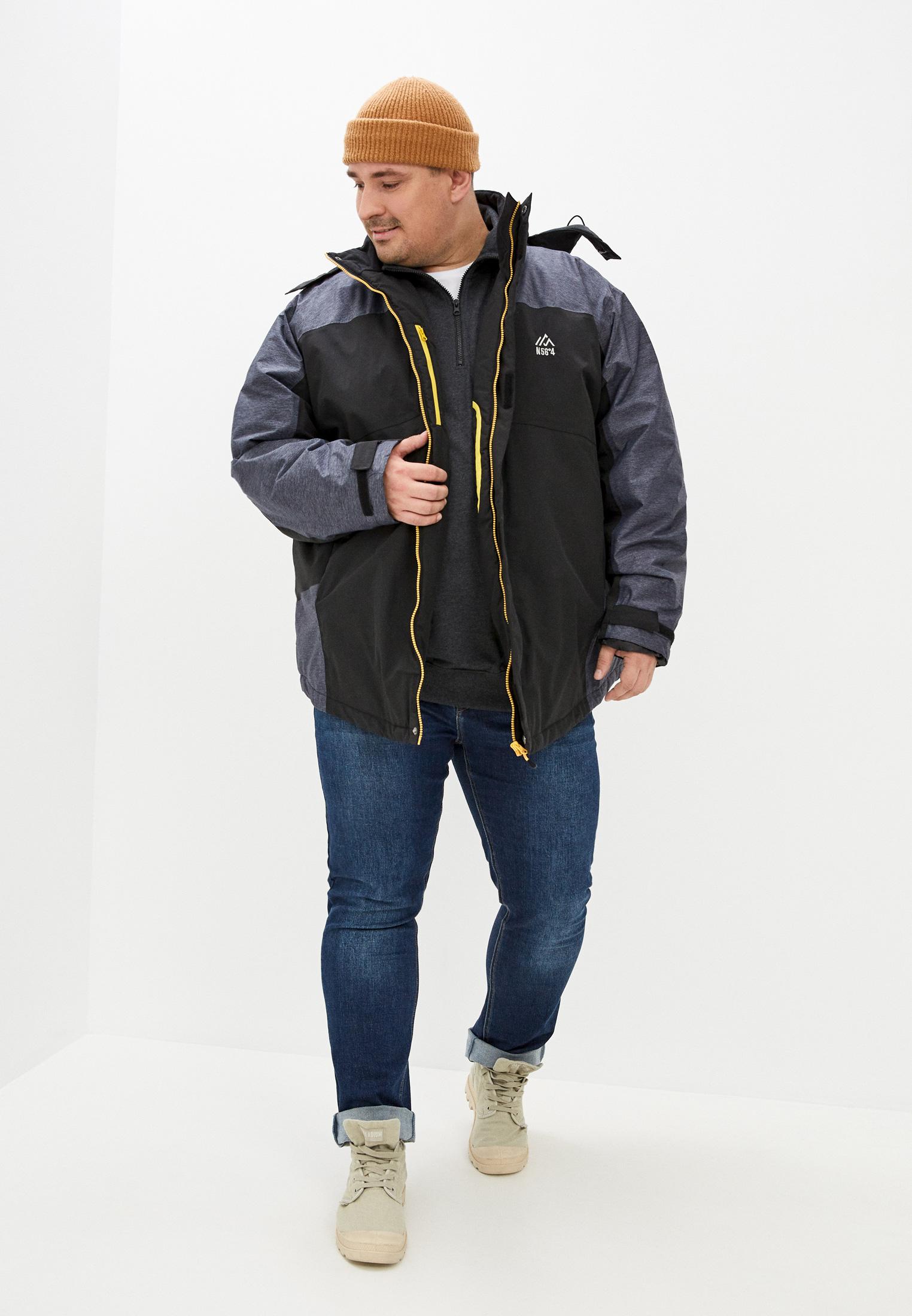 Мужские спортивные куртки North 56-4 03203B: изображение 2