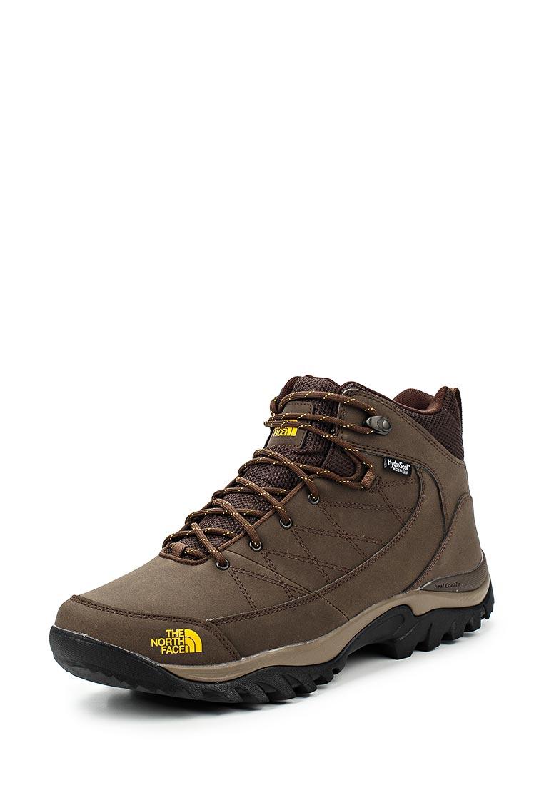 Спортивные мужские ботинки The North Face (Норт Фейс) T92T3SNMD