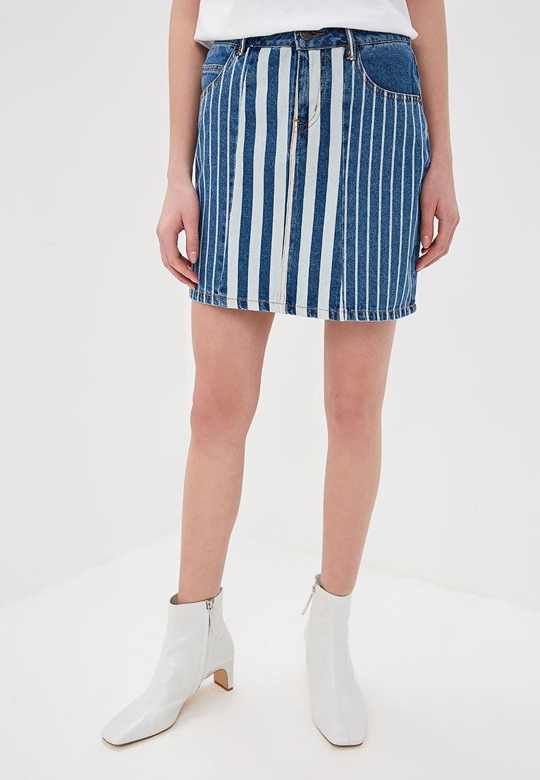 Джинсовая юбка Noisy May 27007101