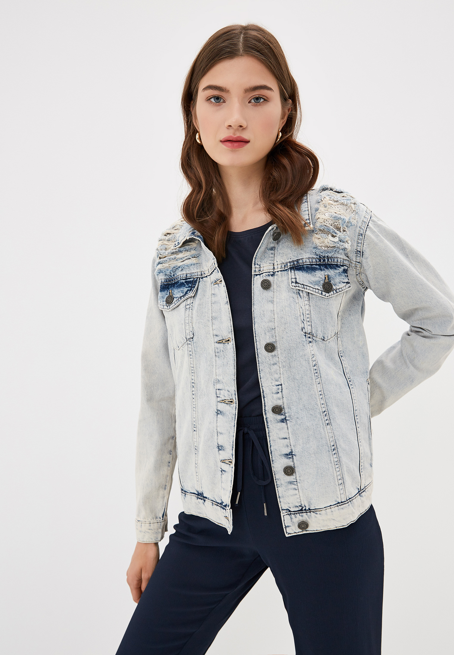 Джинсовая куртка Noisy May 27006045
