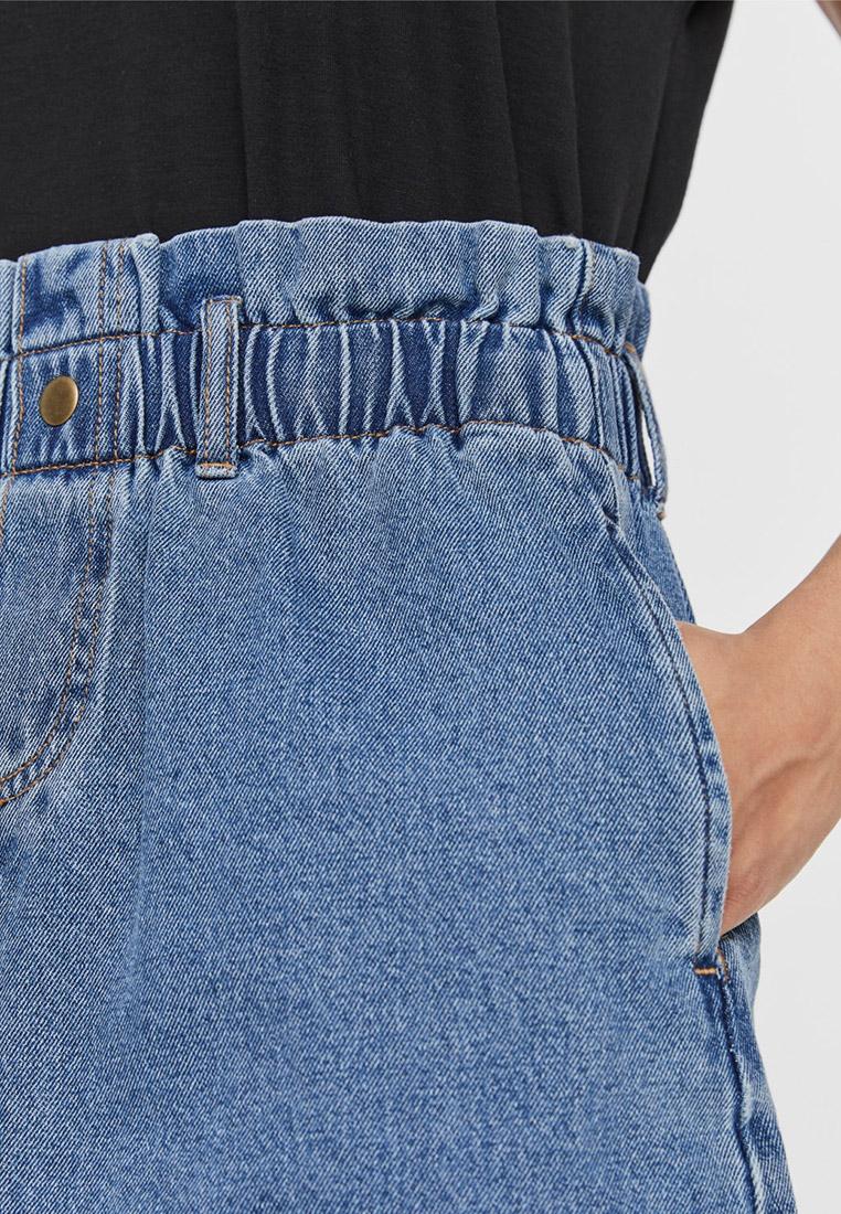 Джинсовая юбка Noisy May 27010911: изображение 4