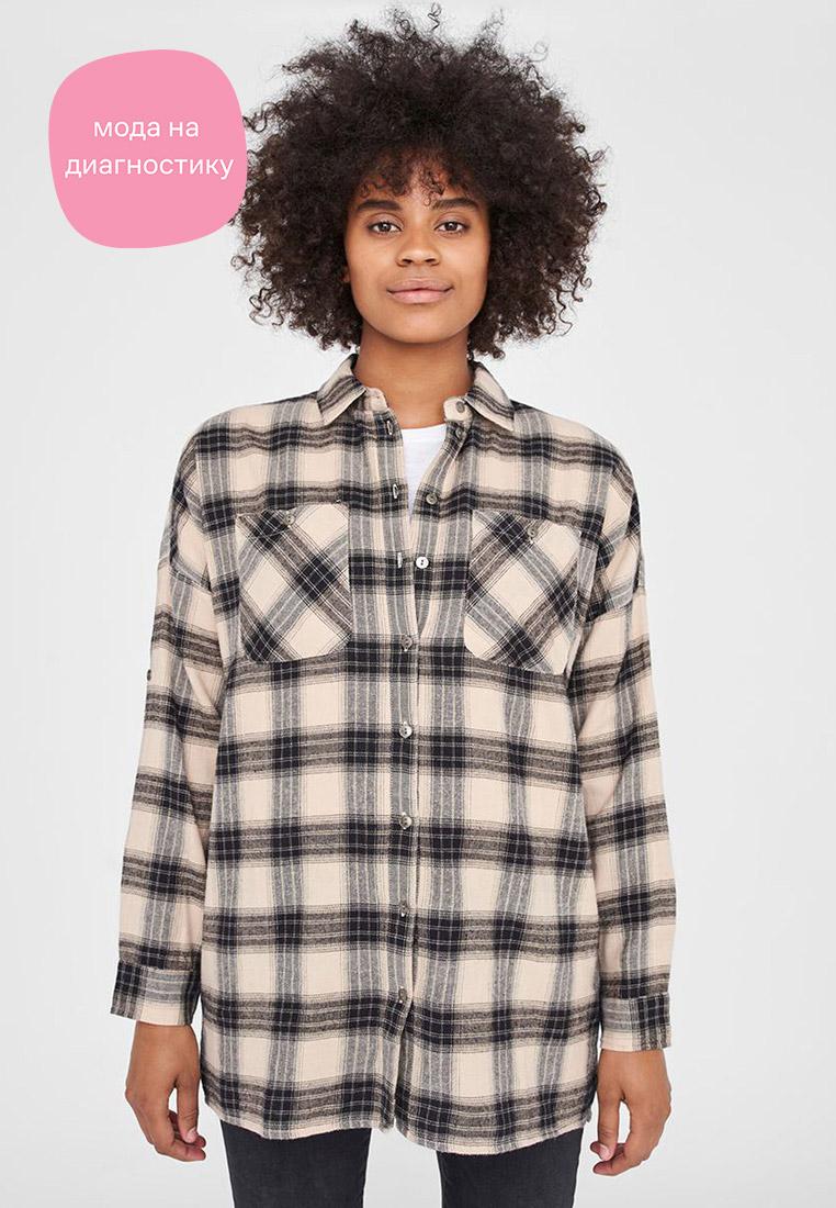 Женские рубашки с длинным рукавом Noisy May 27013251