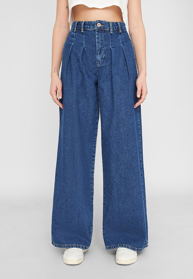 Широкие и расклешенные джинсы Noisy May 27016219