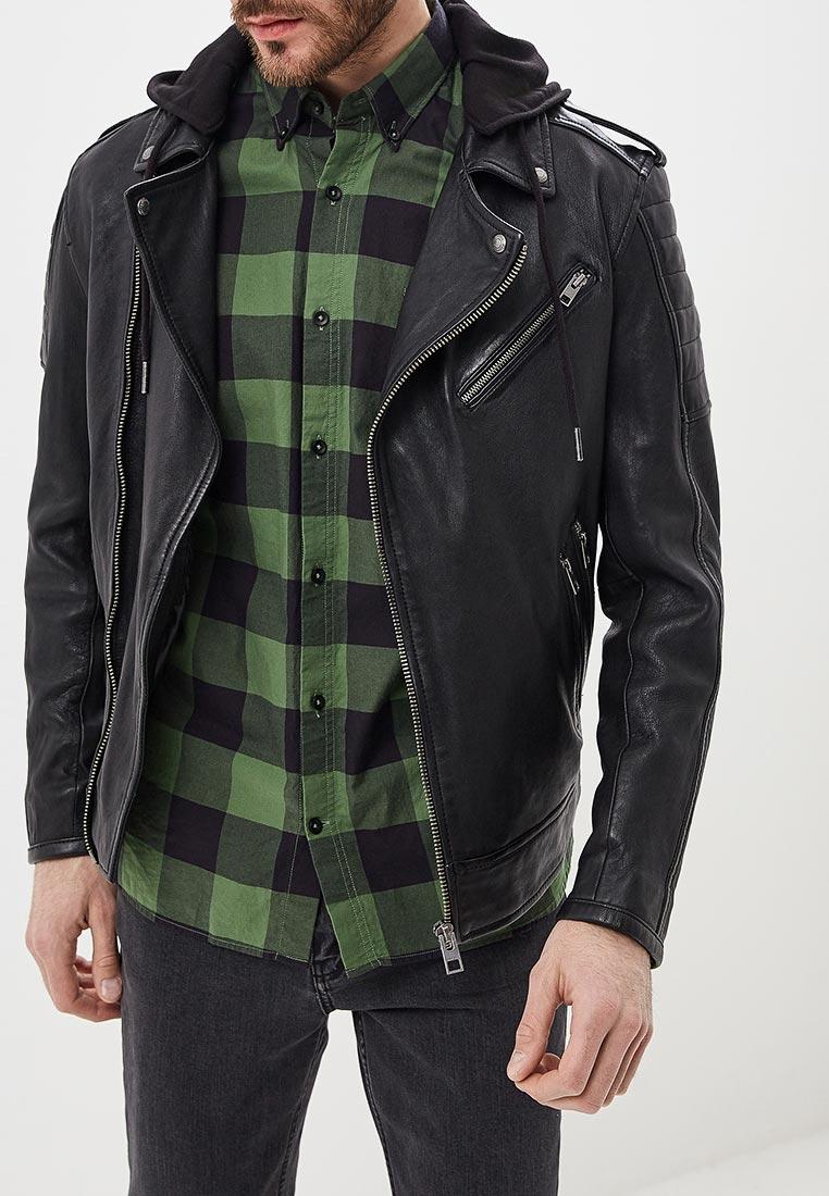 Кожаная куртка Oakwood (Оаквуд) 63039