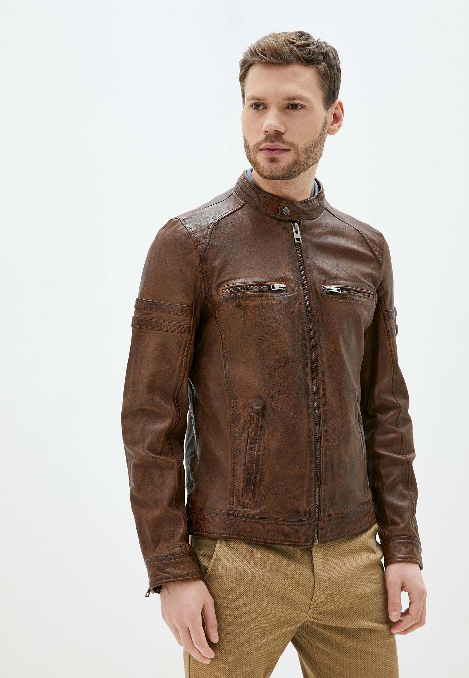 Кожаная куртка Oakwood (Оаквуд) 63603