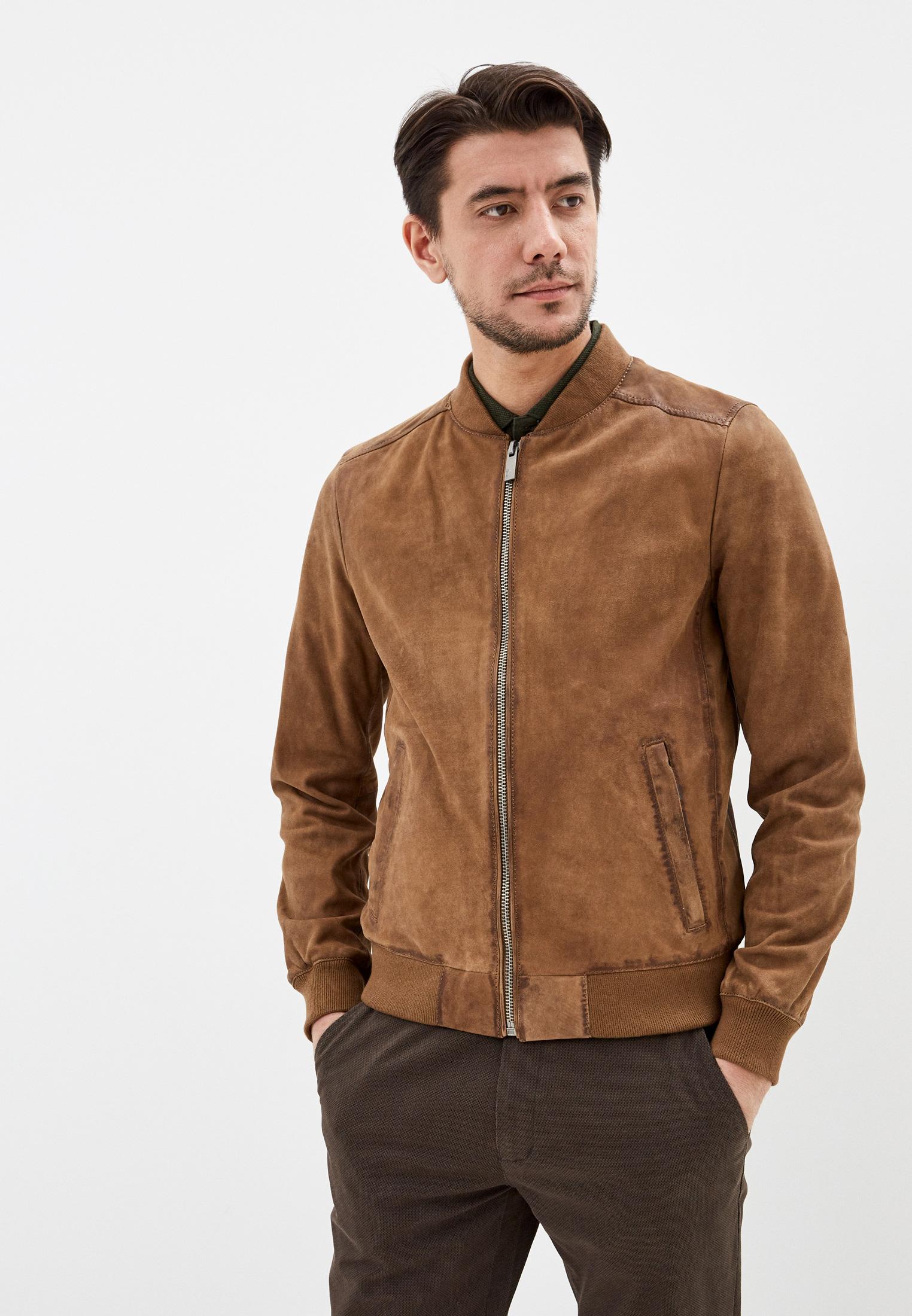 Кожаная куртка Oakwood (Оаквуд) 63579