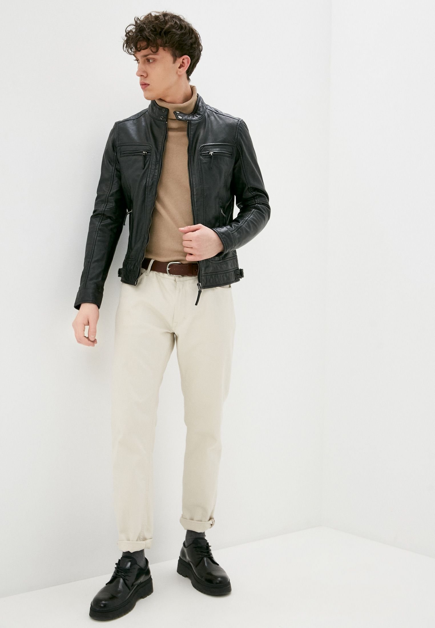 Кожаная куртка Oakwood (Оаквуд) 60901: изображение 2