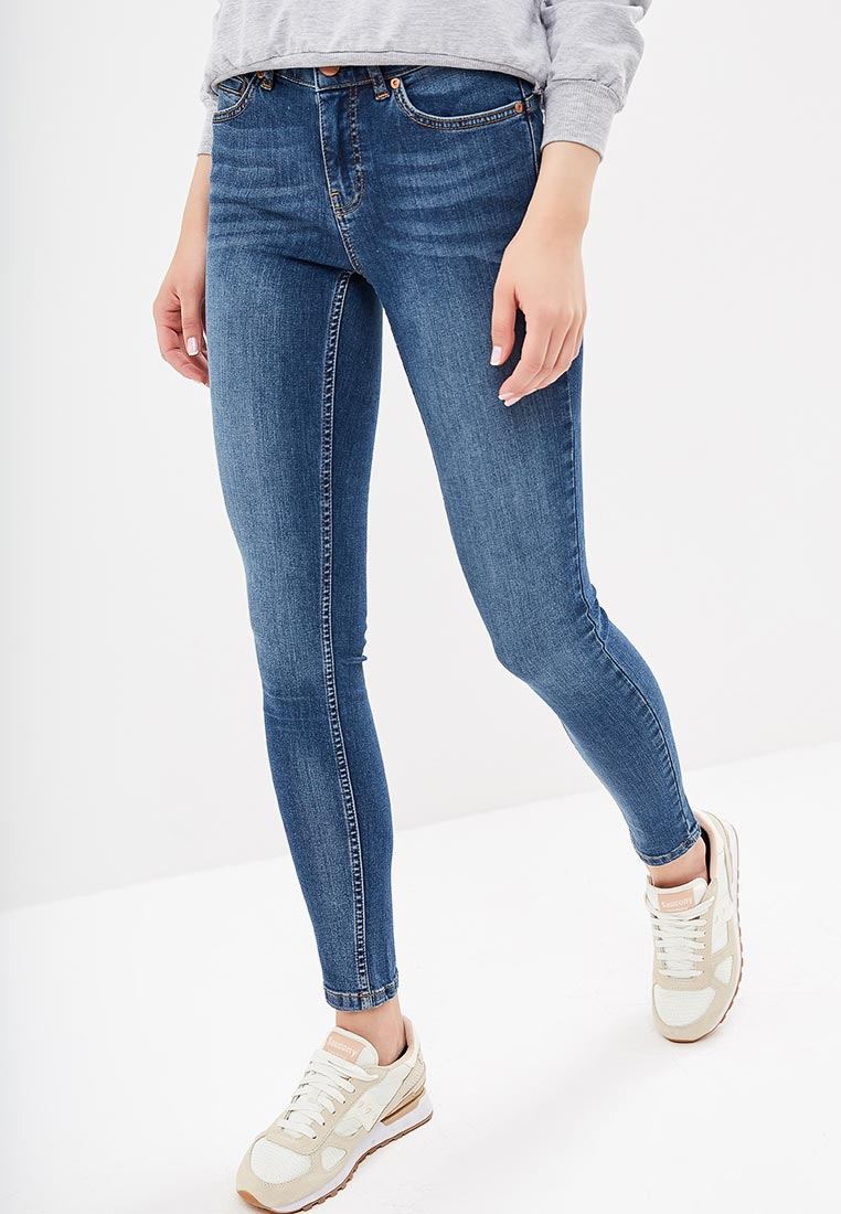 Зауженные джинсы Oasis 61414