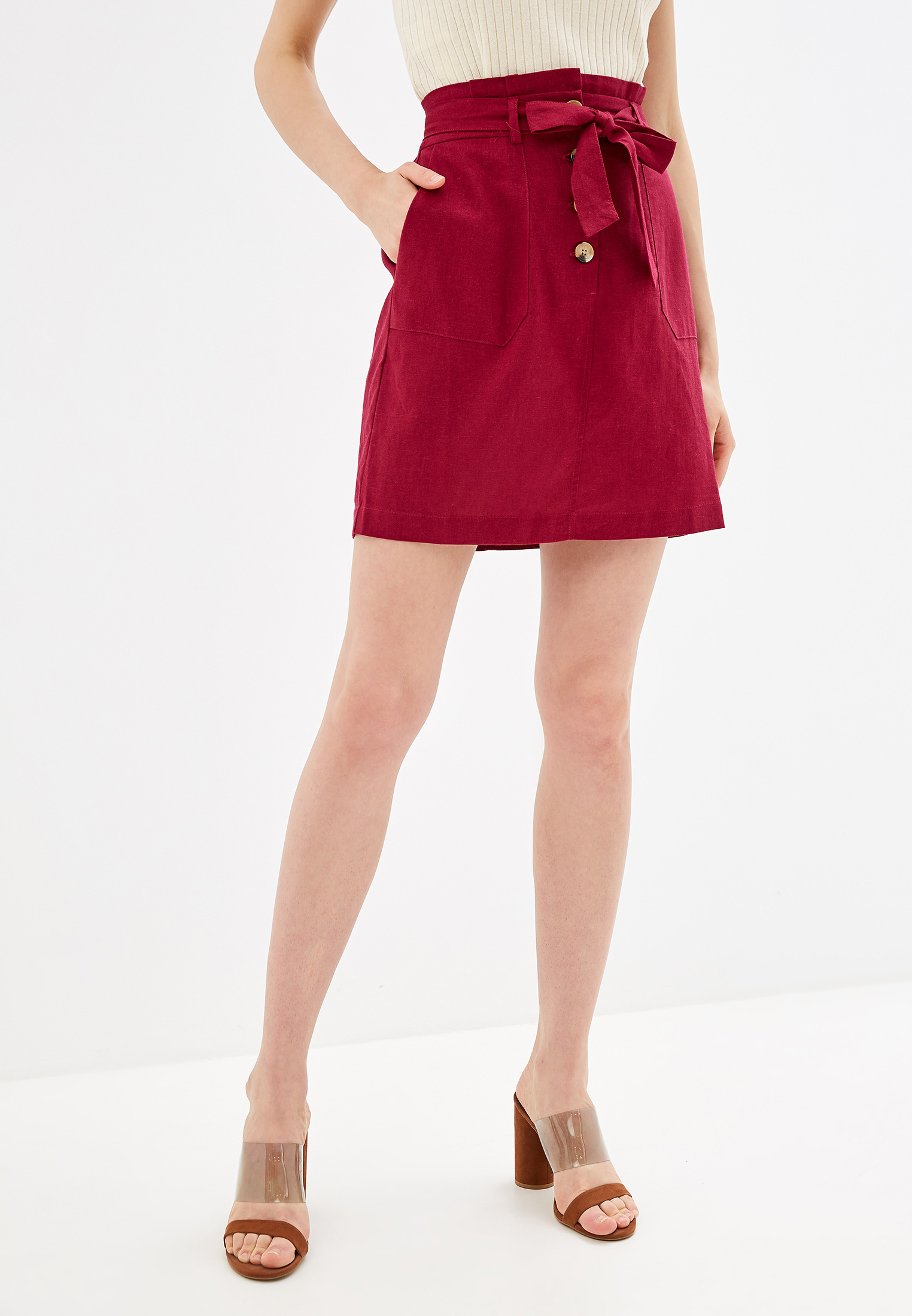 Прямая юбка Oasis 69381