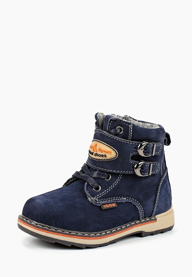 Ботинки для мальчиков Obba (Обба) 52262802