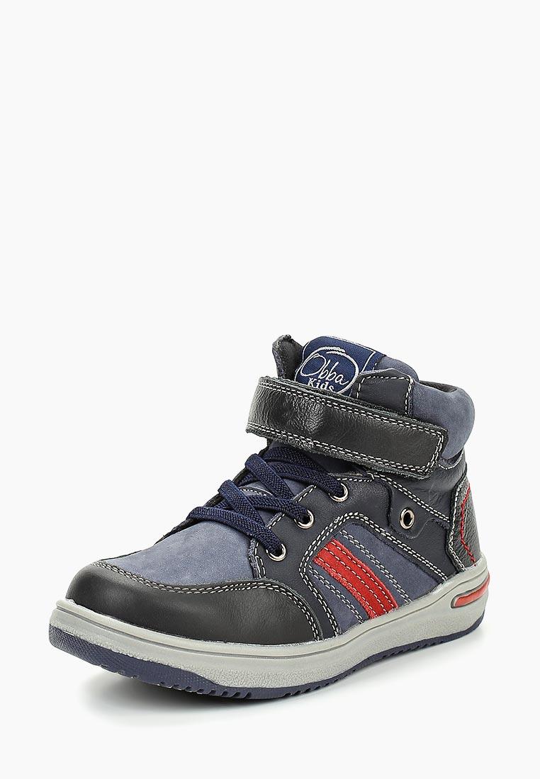 Ботинки для мальчиков Obba (Обба) 5226577