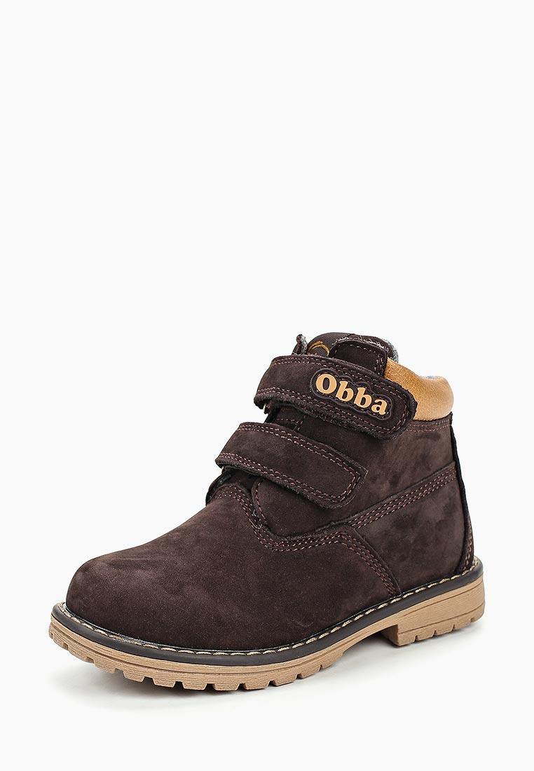 Ботинки для мальчиков Obba 5226737