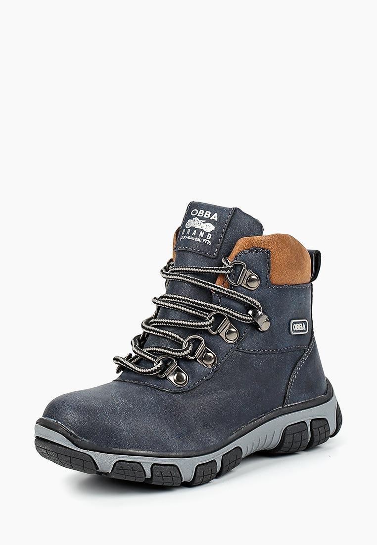 Ботинки для мальчиков Obba 107423953