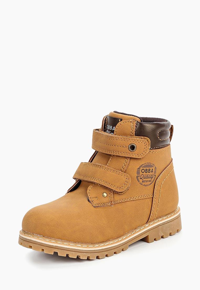 Ботинки для мальчиков Obba (Обба) 107476723