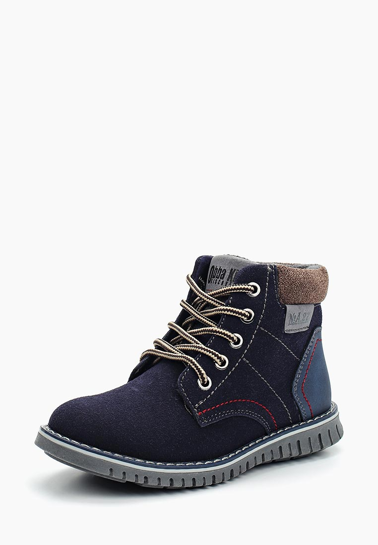Ботинки для мальчиков Obba (Обба) 59727631: изображение 1