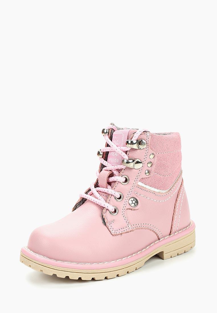 Ботинки для девочек Obba (Обба) 52263791