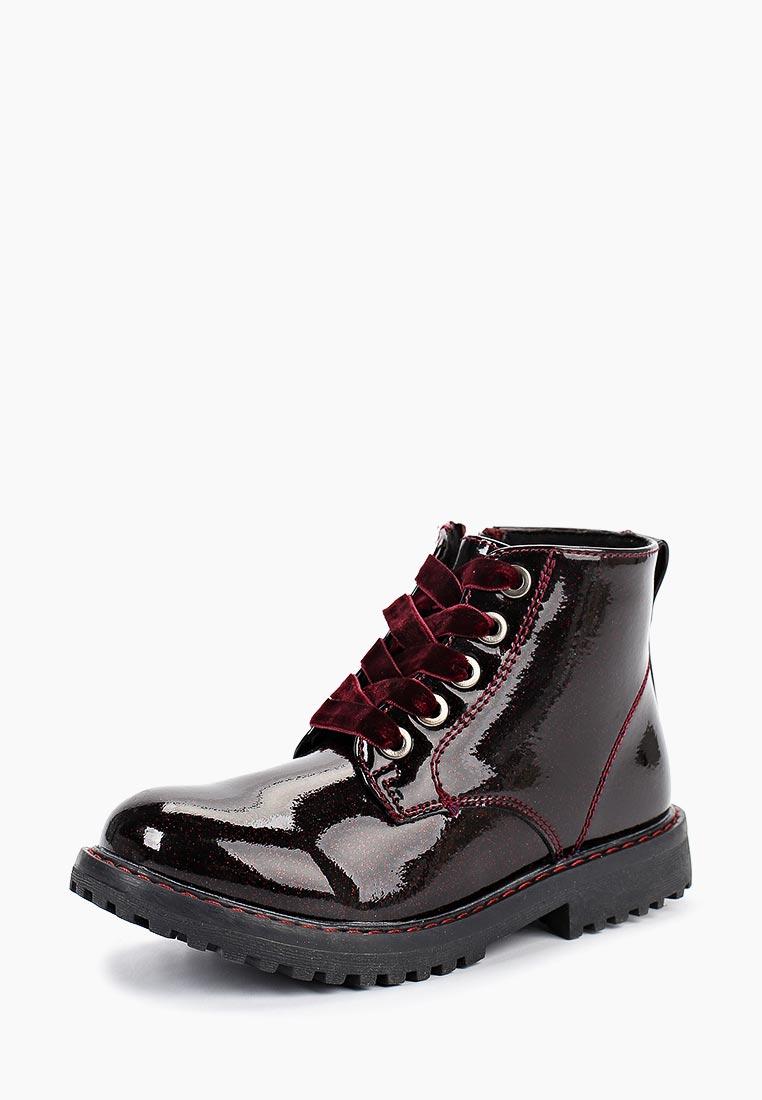 Ботинки для девочек Shuzzi 115660186