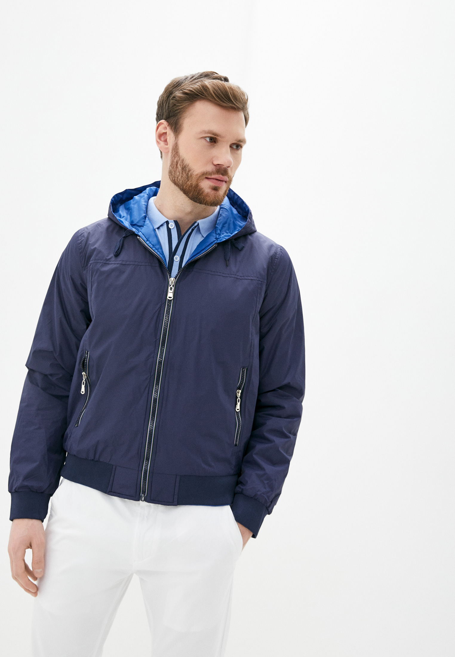 Утепленная куртка Occhibelli (Очибелли) B22-L2082-3