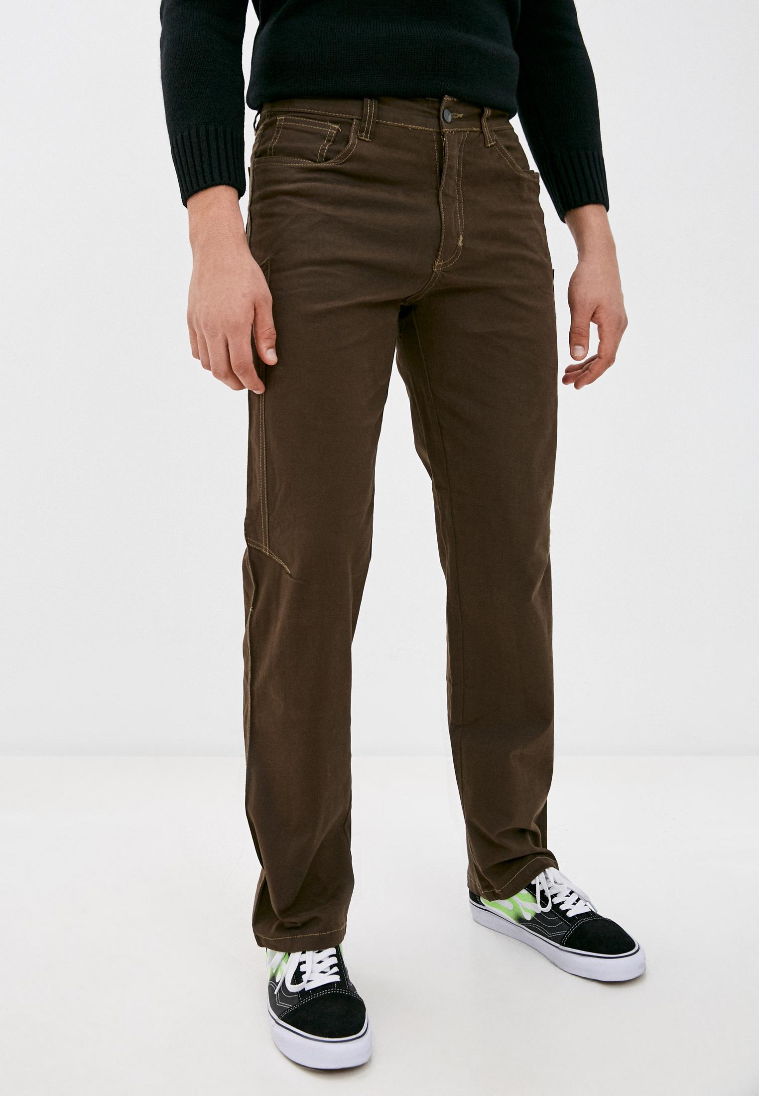 Мужские прямые брюки Occhibelli (Очибелли) B22-FC995