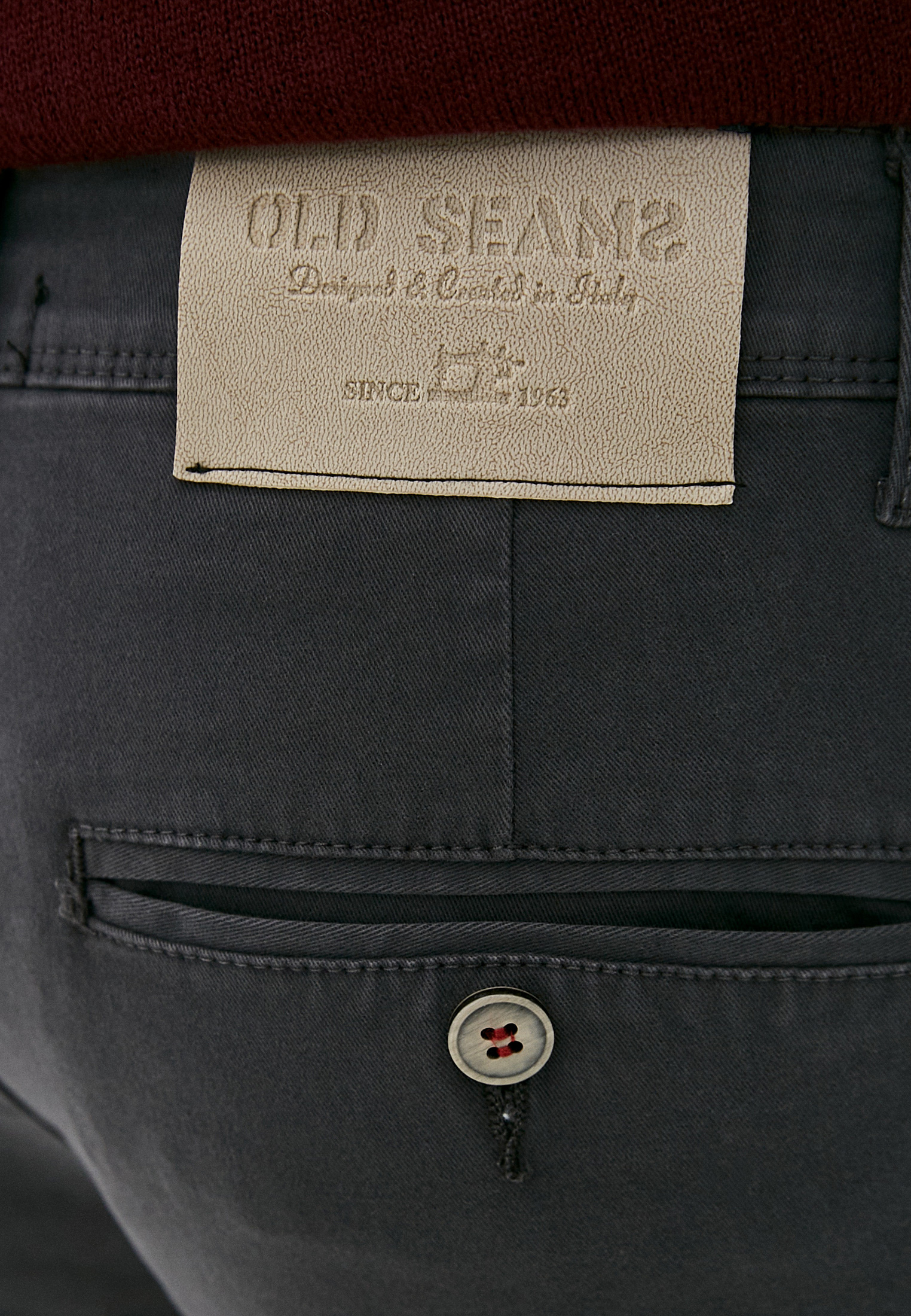Мужские повседневные брюки Old Seams PA-9815: изображение 4