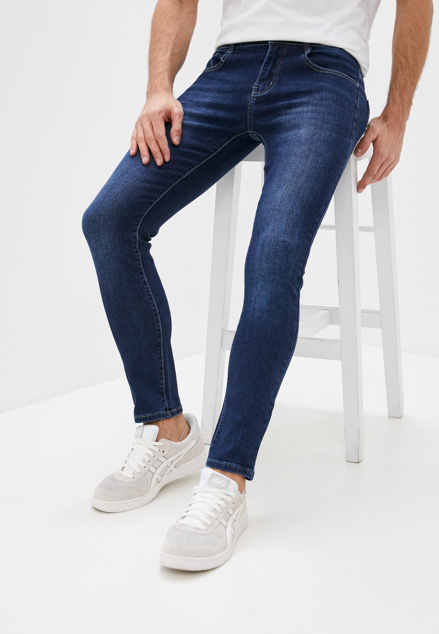 Зауженные джинсы Old Seams JE-5040