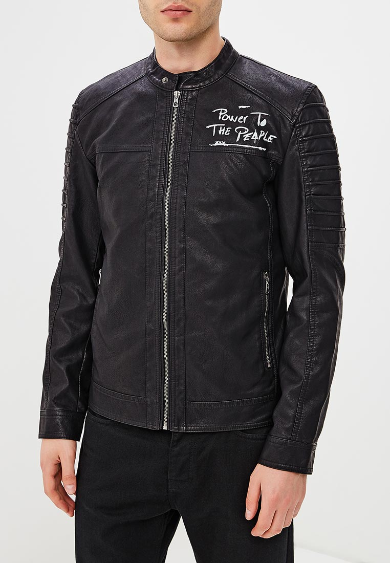 Кожаная куртка Only & Sons (Онли Энд Санс) 22010825