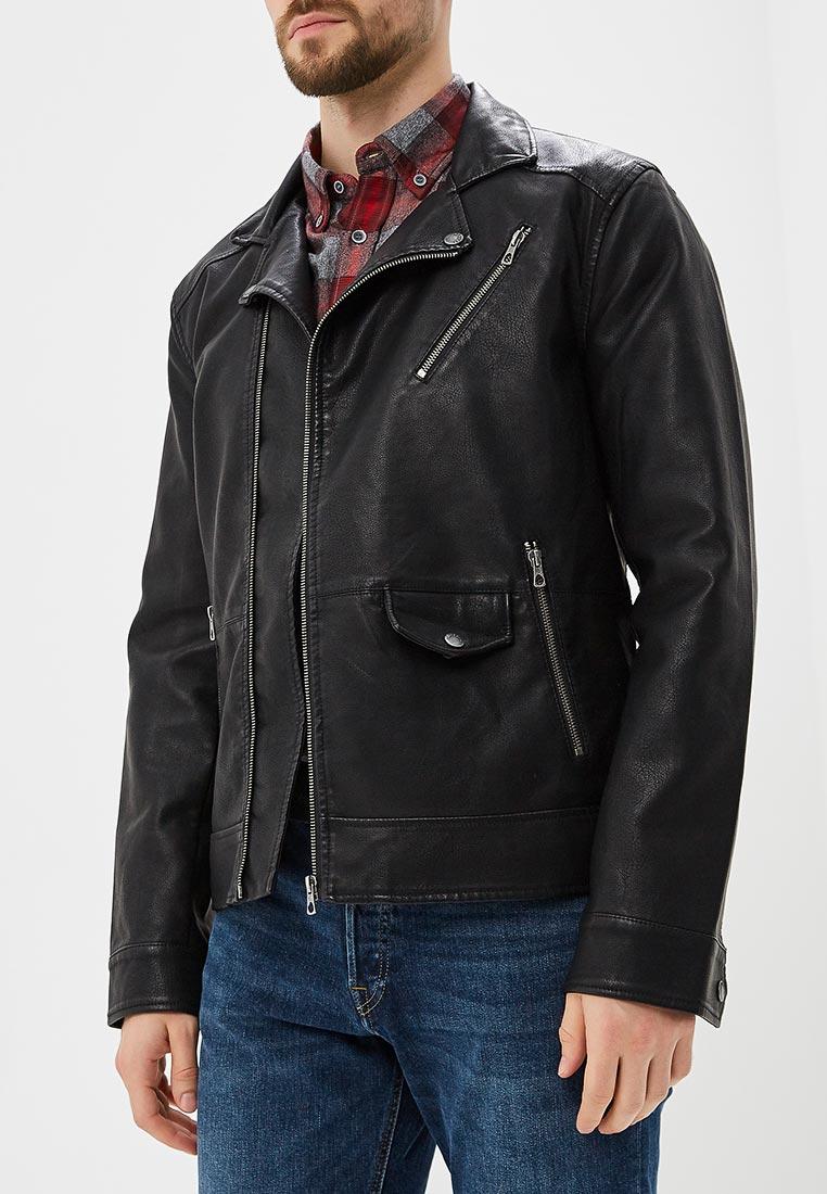 Кожаная куртка Only & Sons (Онли Энд Санс) 22010826