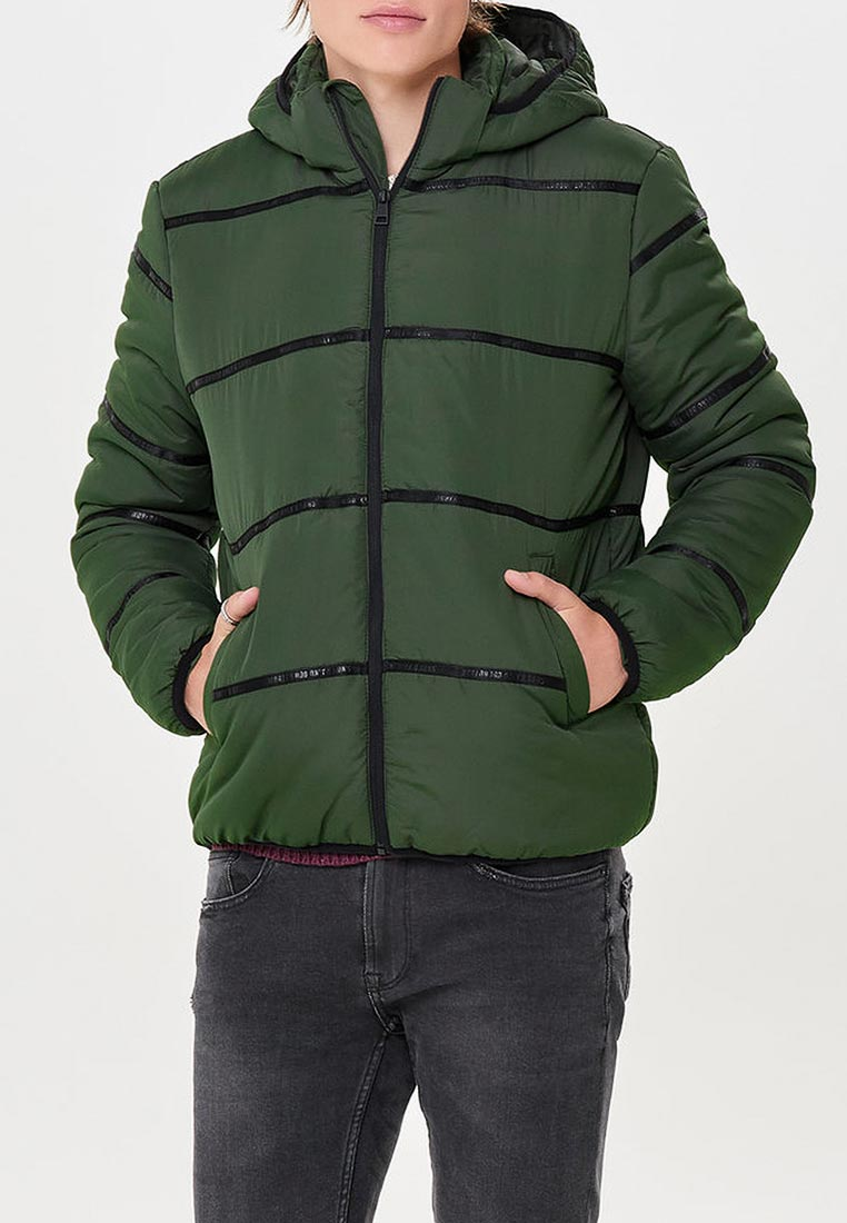 Утепленная куртка Only & Sons (Онли Энд Санс) 22011654