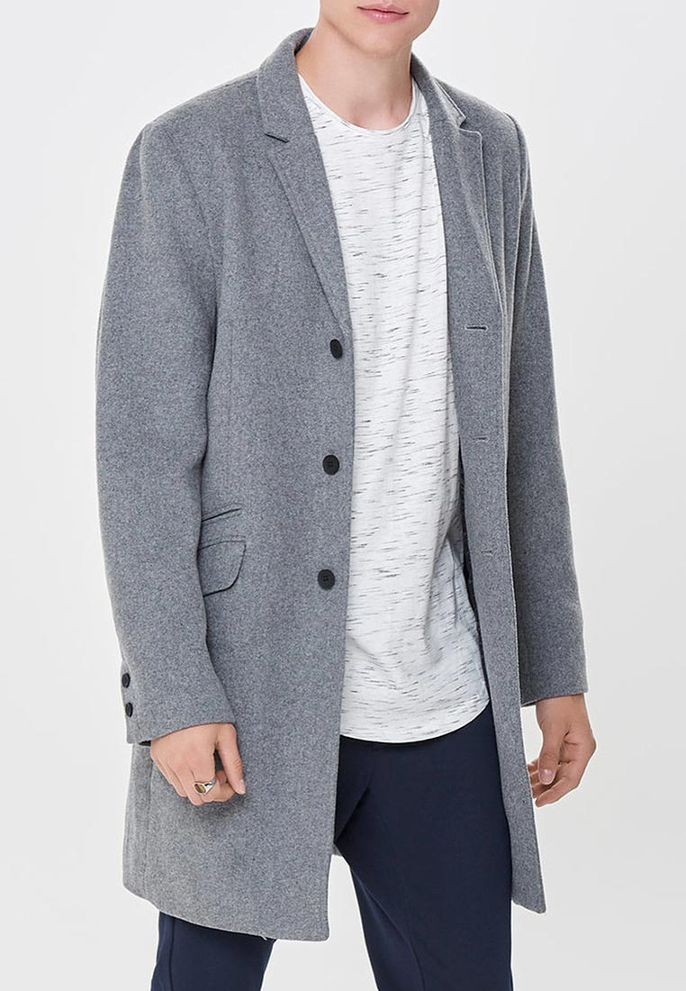 Мужские пальто Only & Sons 22010254