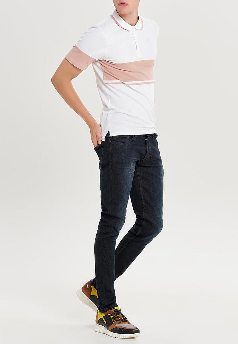 Зауженные джинсы Only & Sons (Онли Энд Санс) 22010442