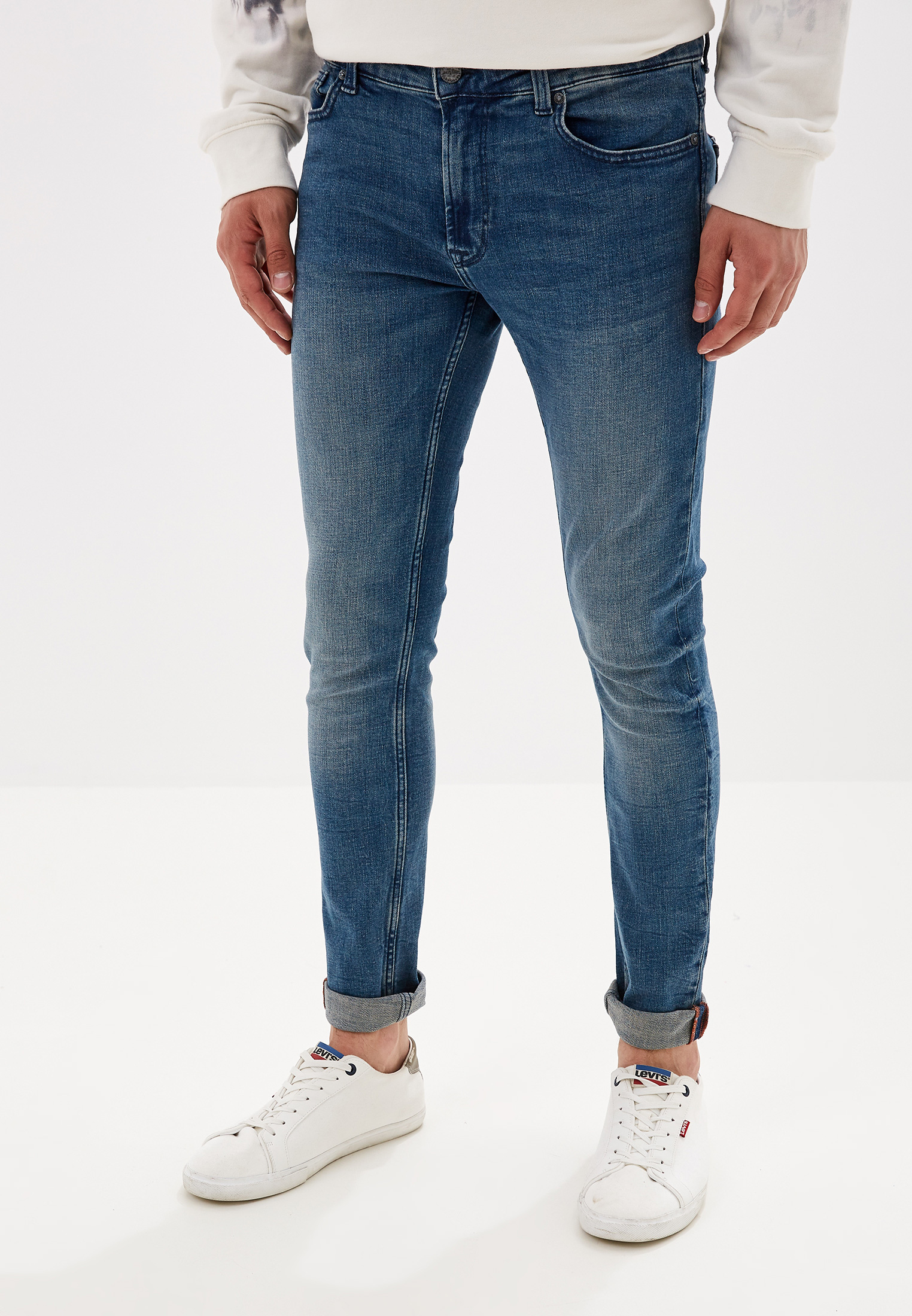 Зауженные джинсы Only & Sons (Онли Энд Санс) 22013620
