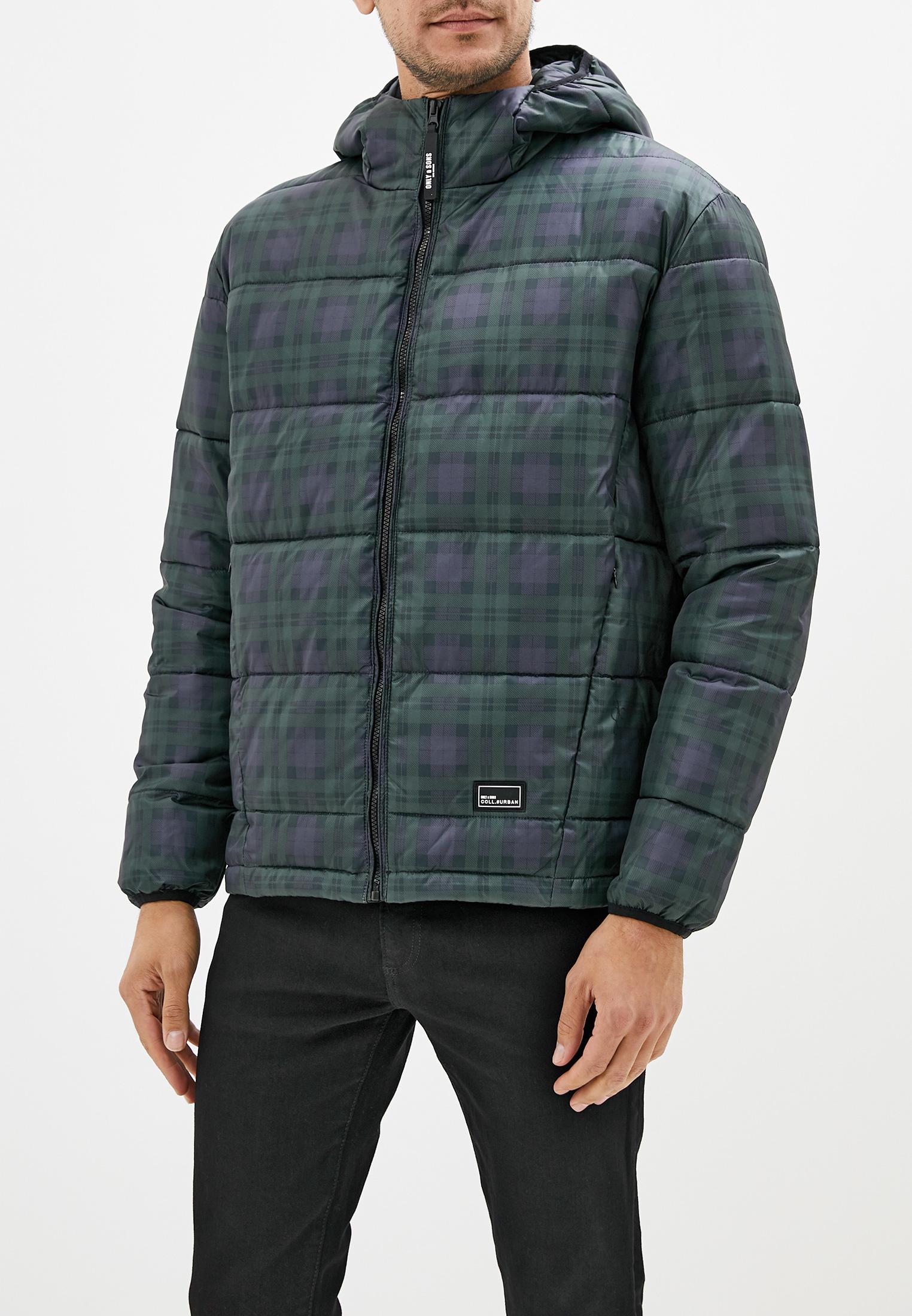 Утепленная куртка Only & Sons (Онли Энд Санс) 22014252