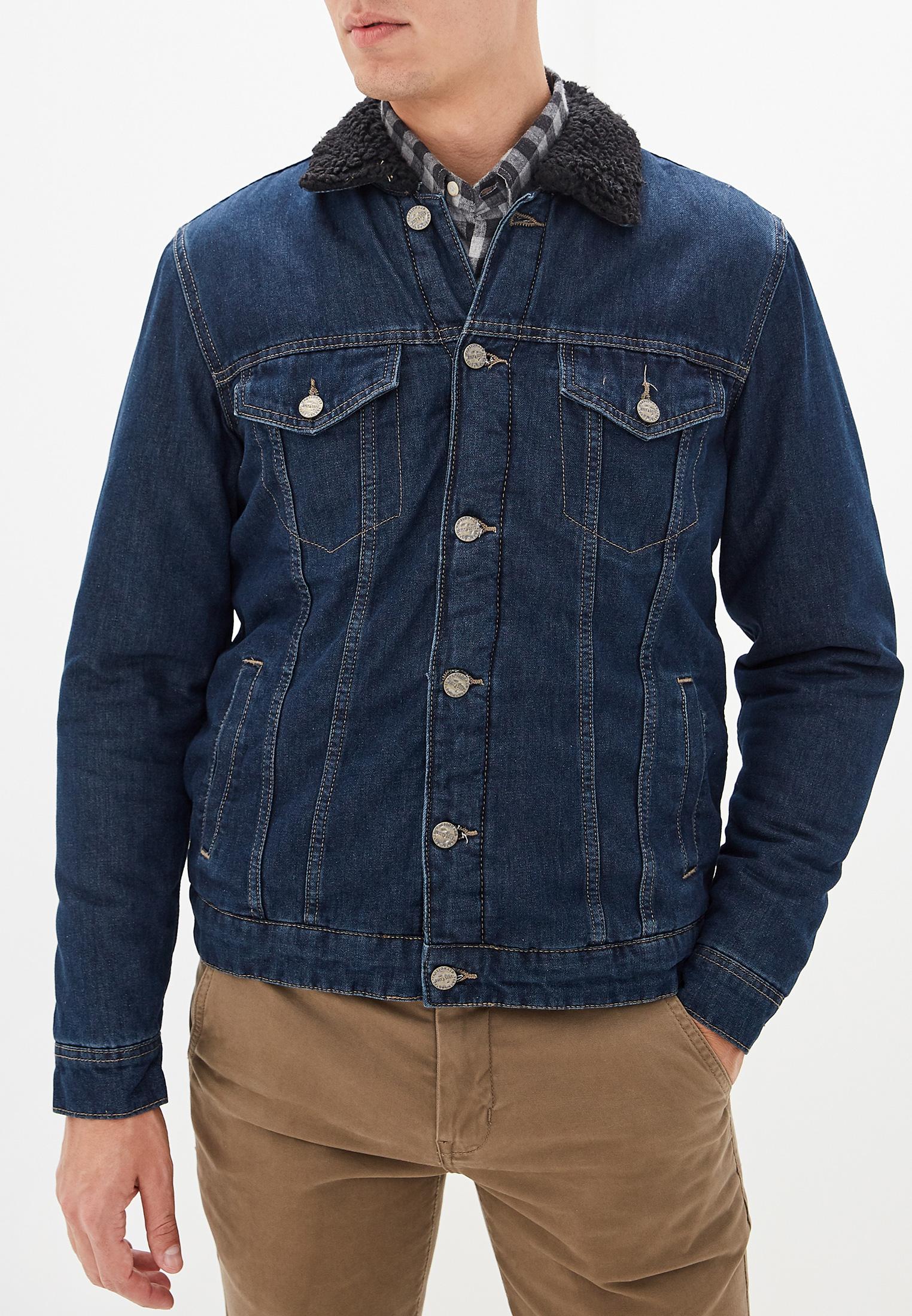 Джинсовая куртка Only & Sons (Онли Энд Санс) 22013593