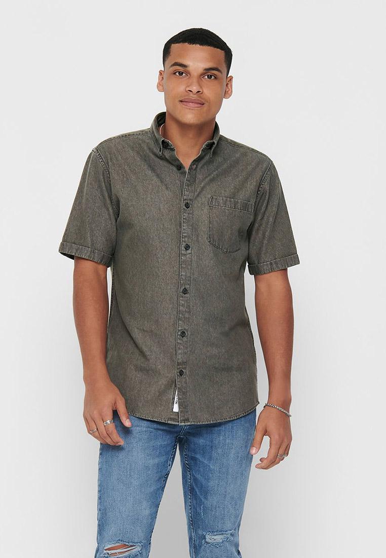 Рубашка Only & Sons (Онли Энд Санс) 22015225
