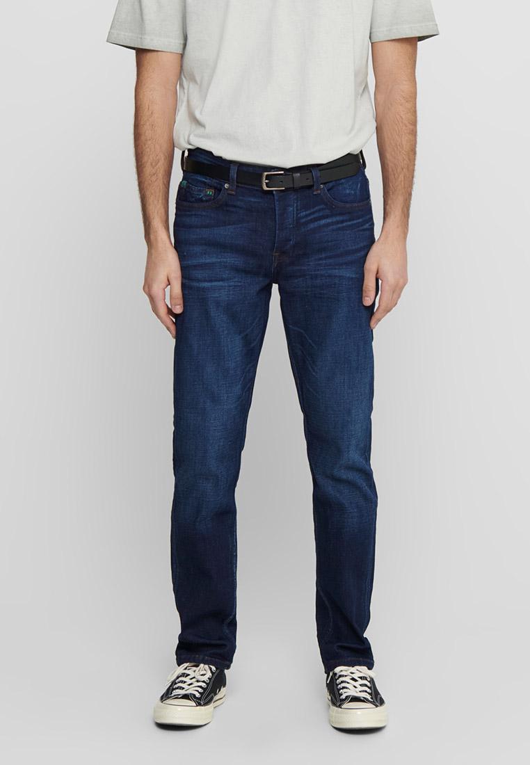 Мужские прямые джинсы Only & Sons (Онли Энд Санс) 22015299