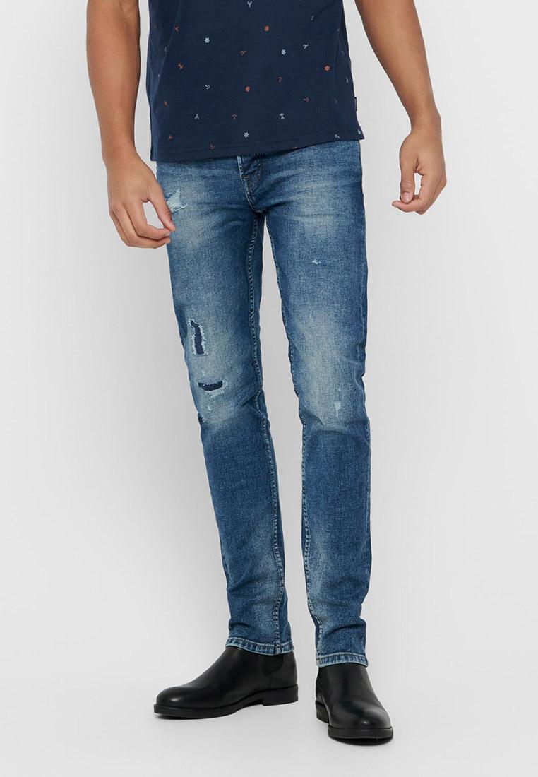 Зауженные джинсы Only & Sons (Онли Энд Санс) 22015307