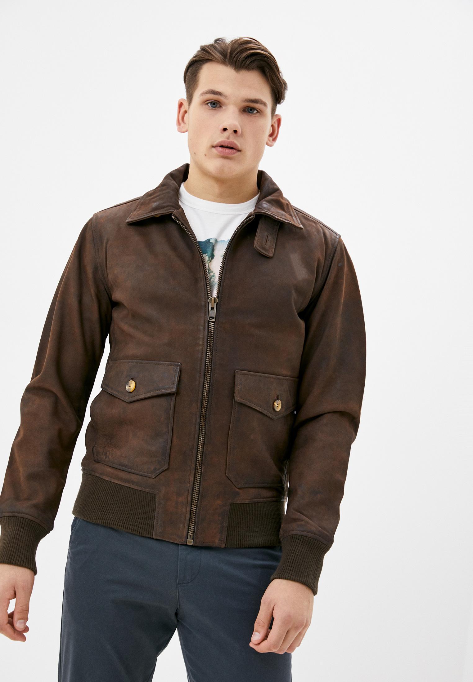 Кожаная куртка Only & Sons (Онли Энд Санс) 22017116