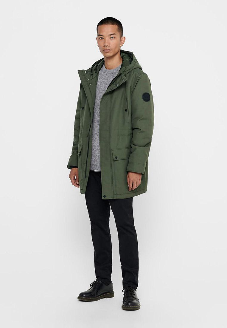 Утепленная куртка Only & Sons (Онли Энд Санс) 22016875